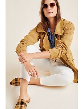 Letty Relaxed Moto Parka by Anthropologie