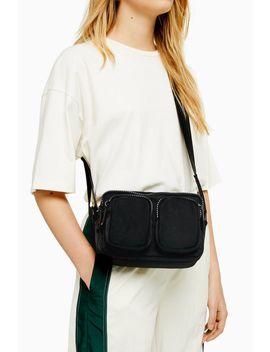 Stan Black Shoulder Bag by Topshop