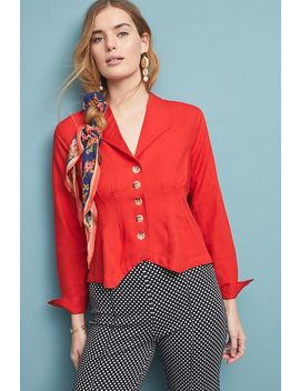 Ruby Shirt by Anthropologie