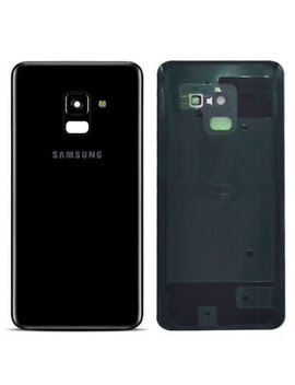 Samsung Galaxy A8 2018 Back Glass Replacement With Camera Lens Sm A530 W Sm A530 by For Samsung