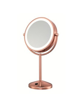 Conair 1 X/10 X Led Makeup Mirror   Rose Gold by Rose Gold