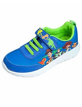 Toy Story 4 Woody Buzz Jessie Boys/Kid's Casual Trainers Sneakers by Vanilla Underground