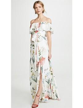Carmen Dress by Yumi Kim