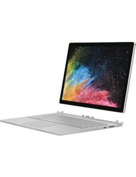 "Surface Book 2   13.5"" Touch Screen Pixel Sense™   2 In 1 Laptop   Intel Core I5   8 Gb Memory   256 Gb Ssd   Platinum by Microsoft"
