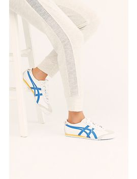 Mexico 66 Sneaker by Asics