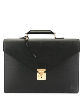 Serviette Conseiller Briefcase by Louis Vuitton Pre Owned
