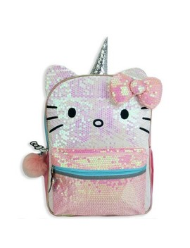 "Hello Kitty 16"" Kids' Backpack   Pink by Pink"