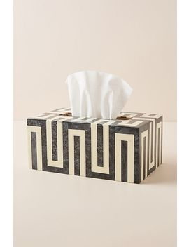 Allaria Tissue Box by Anthropologie