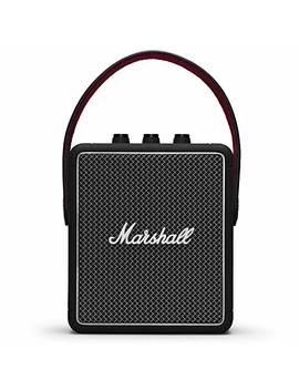 Marshall Stockwell Ii Portable Bluetooth Speaker by Marshall