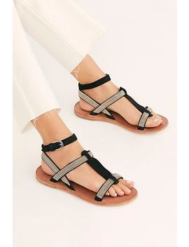 Barcelona Sandal by Fp Collection