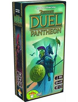 7 Wonders Duel: Pantheon Expansion by Asmodee