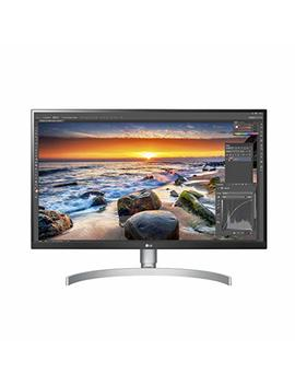 Lg 27 Ul850 W 27 Inch Uhd (3840 X 2160) Ips Display With Vesa Display Hdr 400 And Usb Type C Connectivity by Lg
