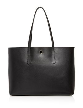 Large Leather Tote by Kate Spade New York