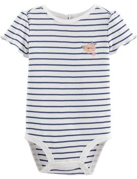 Striped Bodysuit by Oshkosh
