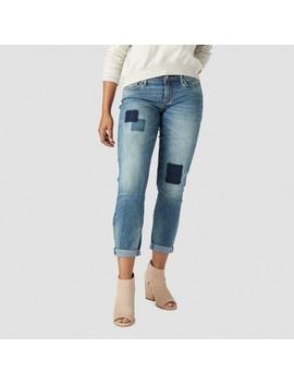 Denizen® From Levi's® Women's Mid Rise Modern Slim Cuffed Jeans by Rise Modern Slim Cuffed Jeans