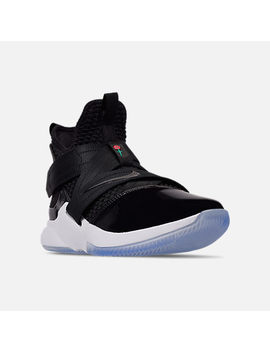 Men's Nike Le Bron Soldier 12 Sfg Basketball Shoes by Nike