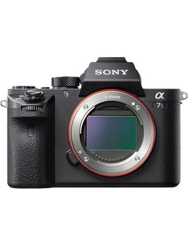 Alpha A7 S Ii Full Frame Mirrorless Camera (Body Only)   Black by Sony