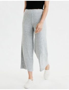 Ae High Waisted Plush Culotte by American Eagle Outfitters