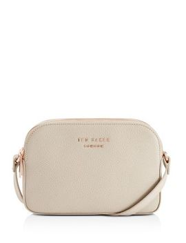 Daisi Leather Camera Crossbody by Ted Baker