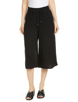 Organic Cotton Culottes by Eileen Fisher