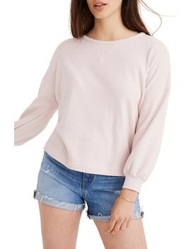 Drop Shoulder Sweatshirt by Madewell