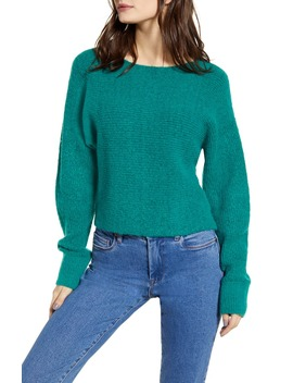 Dolman Sleeve Pullover by Leith