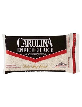 Carolina Enriched Rice   5lb by 5lb