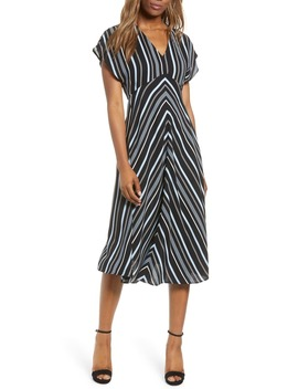 Dolman Sleeve Midi Dress by Leith