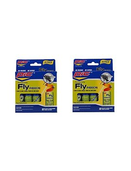 Pic Fr10 B Sticky Fly Ribbons, 20 Pack by Pic