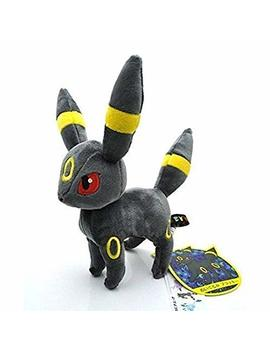 """Eevee Evolution Umbreon Anime Animals Plush Plushies Stuffed Doll Toy 8"""" by Umbreon"""