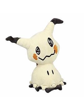 """Pokémon Mimikyu Plush Stuffed Animal Toy   8"""" by Pokemon"""