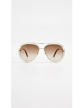Aviator Sunglasses by Chloe