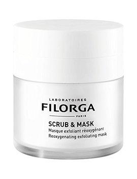 Laboratoires Filorga Paris Scrub & Mask Exfoliating Bubble Mask, 1.86 Oz. by Laboratoires Filorga Paris