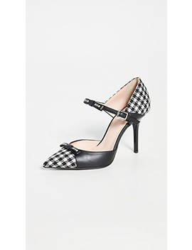 Mary Jane D'orsay Pumps by Msgm
