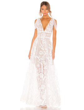 Tunisia Bridal Gown by Bronx And Banco