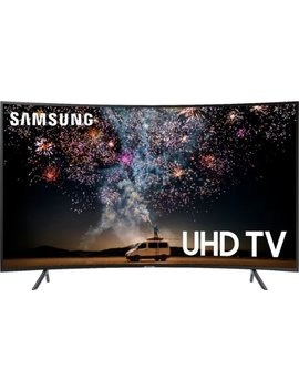 "55"" Class   Led   Curved   7 Series   2160p   Smart   4 K Uhd Tv With Hdr by Samsung"