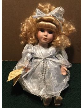 Collector's Choice Porcelain Wind Up Doll Doreen Plays Beautiful Dreamer by Ebay Seller