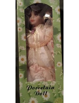 Porcelain Doll   Ellie Genuine Hand Painted Adult Collectors by Ebay Seller