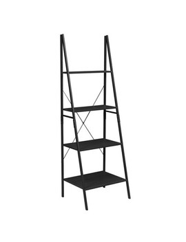 "72"" Nomad Ladder Bookcase   Niche by Niche"