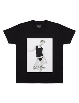 New Calvin Klein X Opening Ceremony X Kate Moss Black T Shirt Men's M Supreme by Ebay Seller