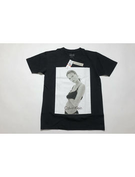 Calvin Klein × Opening Ceremony Kate Moss T Shirt Black Not Supreme X Small Xs by Ebay Seller