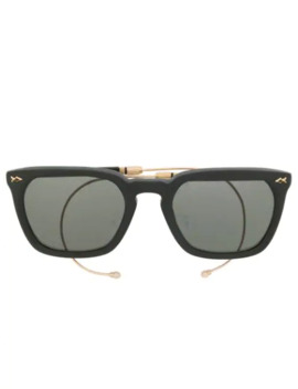 Square Shaped Sunglasses by Matsuda