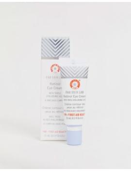 First Aid Beauty Fab Skin Lab Retinol Eye Cream With Triple Hyaluronic Acid 15 Ml by First Aid Beauty