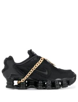 Lace Up Sneakers by Comme Des Garçons