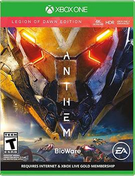 Anthem: Legion Of Dawn Edition   Xbox One by By\N    \N    Electronic Arts
