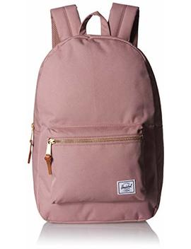 Herschel Settlement Backpack, Ash Rose, One Size by Herschel