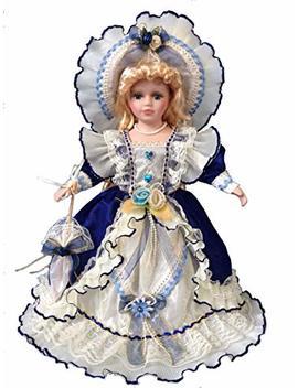 """Jmisa 16"""" Porcelain Victoria Doll by J Misa"""