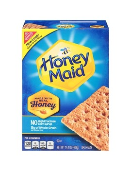 Honey Maid Graham Crackers   14.4oz by 14.4oz