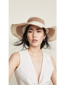 Large Pamela Hat by Raffaello Bettini