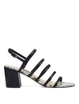 Unique Open Toe Sandals by Nine West
